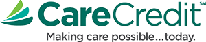 Care Credit - Making care possible…today.